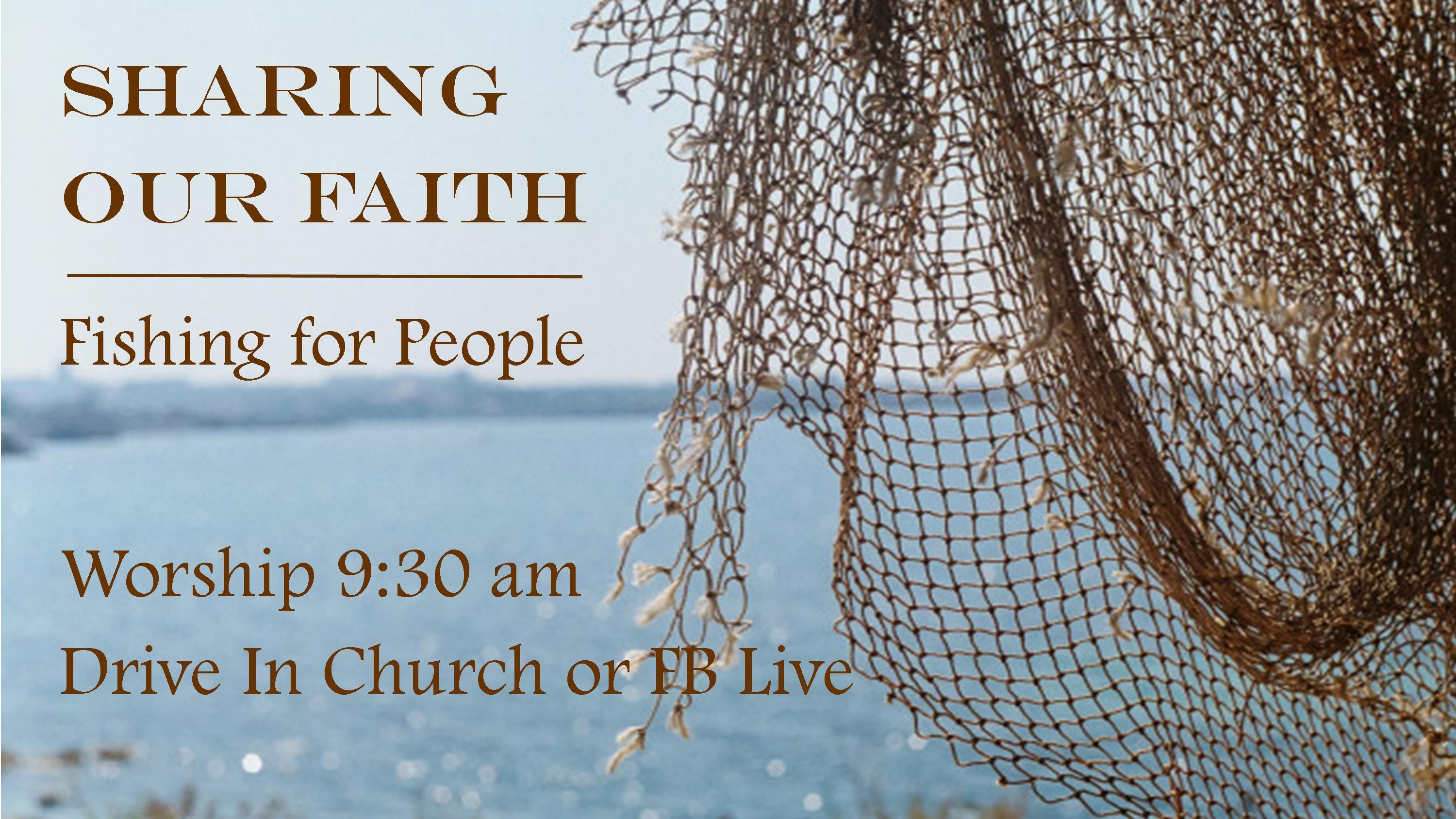 Sharing Our Faith 2 Worship Slide