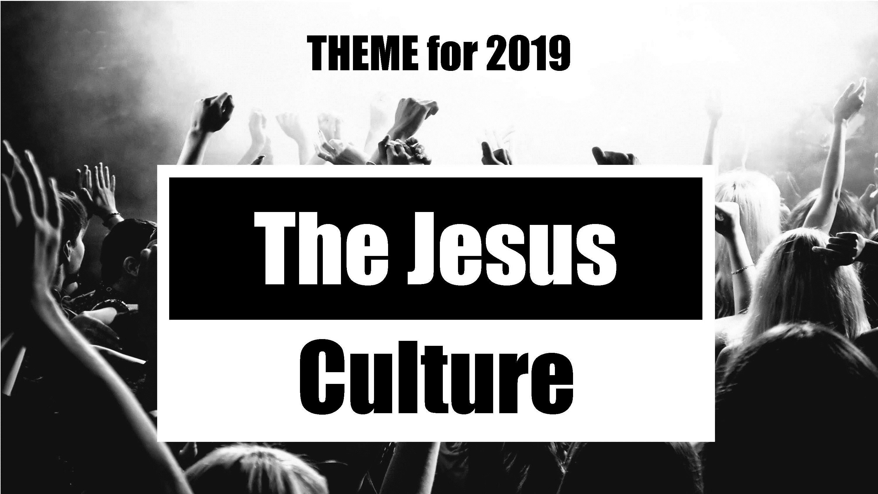 The Jesus Culture Worship Slide