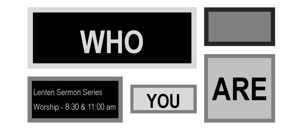 Who You Are Website Slide