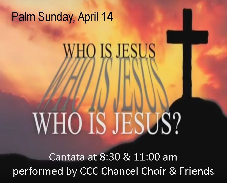 Who is Jesus Cantata NB
