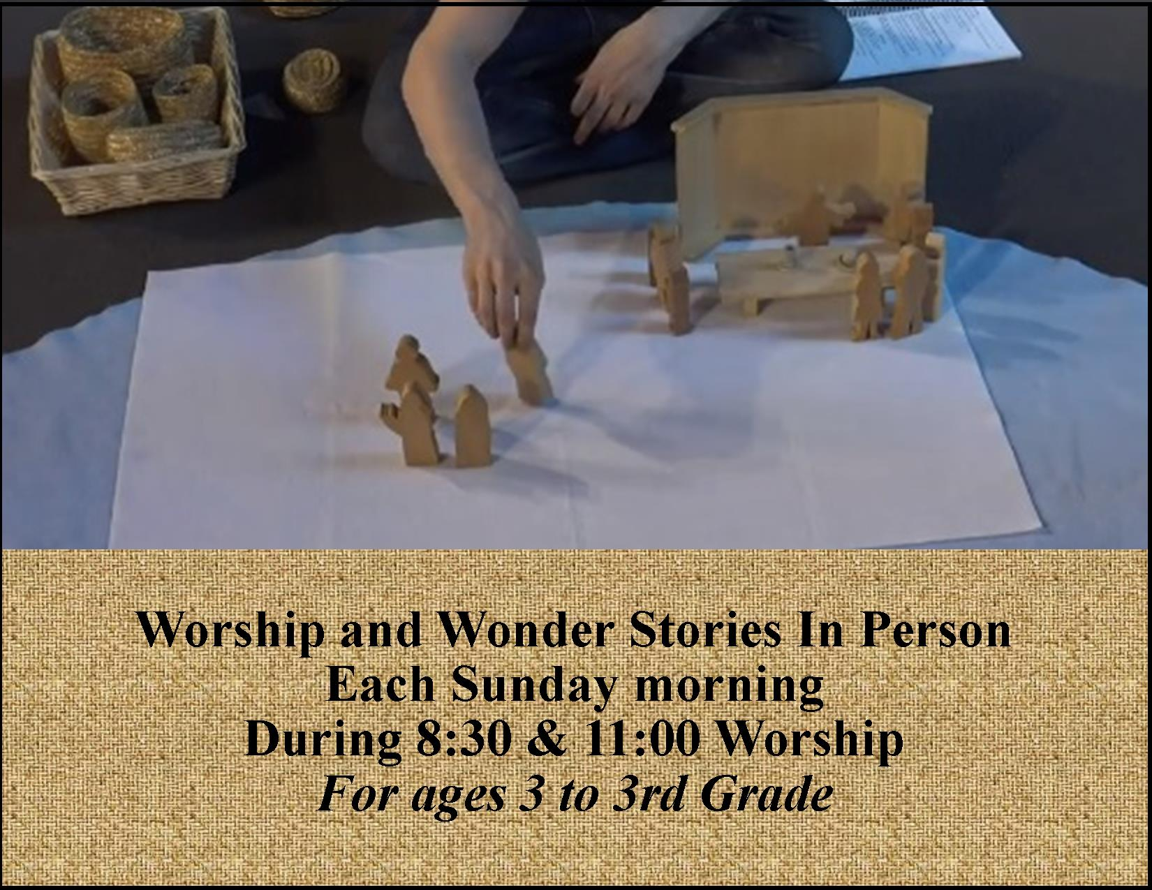 Worship Wonder In Person Slide